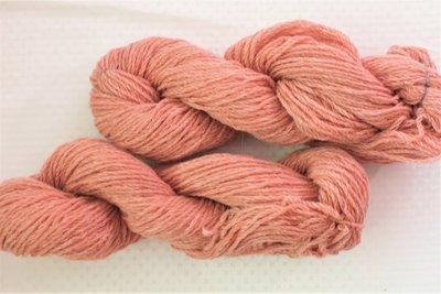 Kempenwol 2-draads roze