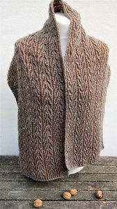 brioche sjaal